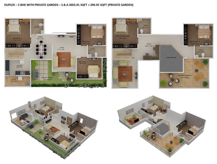 Krishna Aquabay Master Plan Floor Plan Krishna Homes: 5 bhk duplex floor plan
